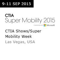 CTIA Shows Super Mobility Week